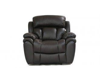 Кожаное кресло Boston БС