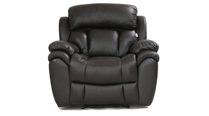 Кожаное кресло реклайнер Boston (Бостон) - 6