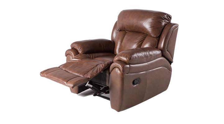 Кожаное кресло реклайнер Boston (Бостон) - 2