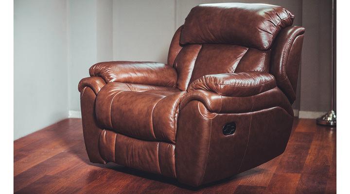 Кожаное кресло Boston БС - 2