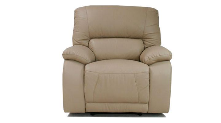 Кожаное кресло реклайнер ALASKA (Аляска) - 2