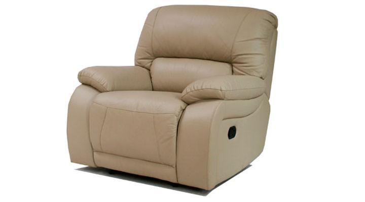Кожаное кресло реклайнер ALASKA (Аляска) - 3