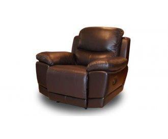 Кожаное кресло реклайнер Montana (Монтана)