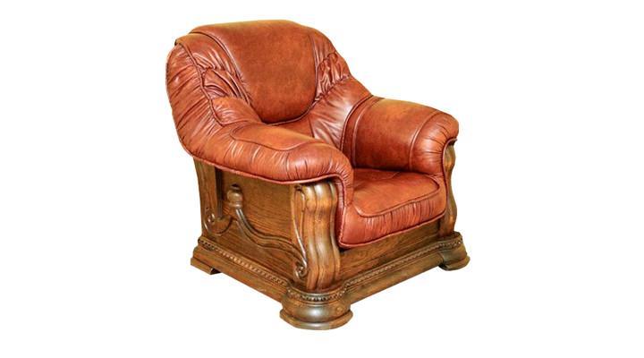 Кожаное кресло Grizzly (Гризли) - 5