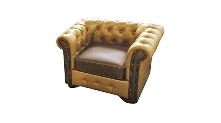 Кожаное кресло Сан Ремо - 2