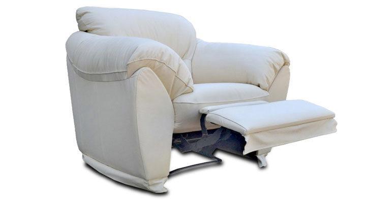 Кресло реклайнер Элегия - 2