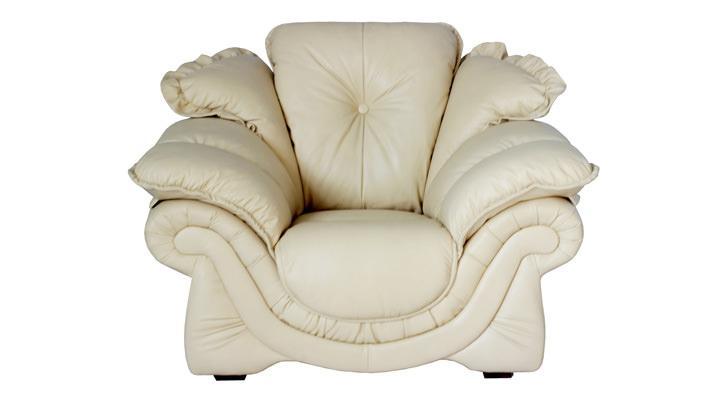 Кожаное кресло Лоретта - 2