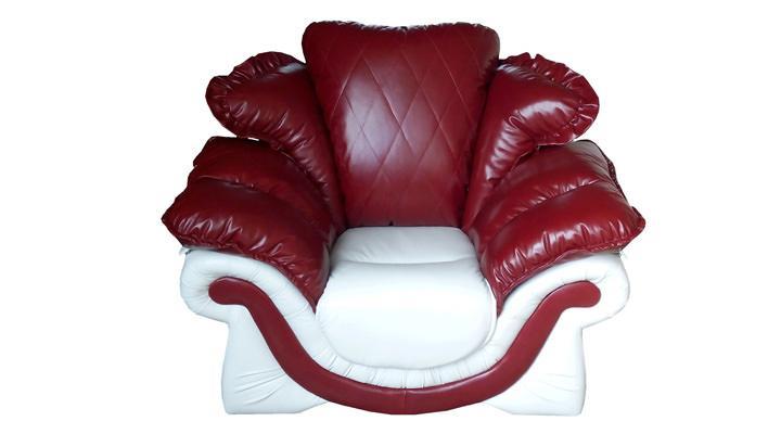 Кожаное кресло Лоретта - 4