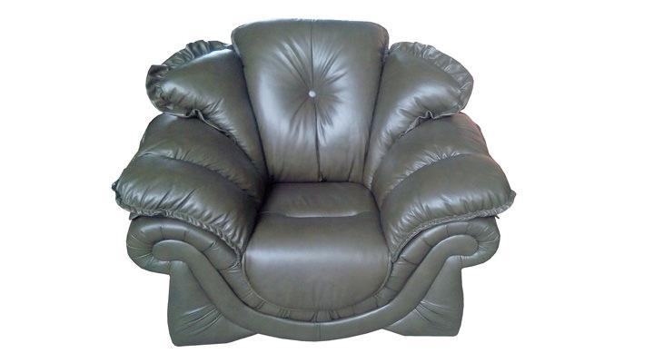Кожаное кресло Лоретта - 3