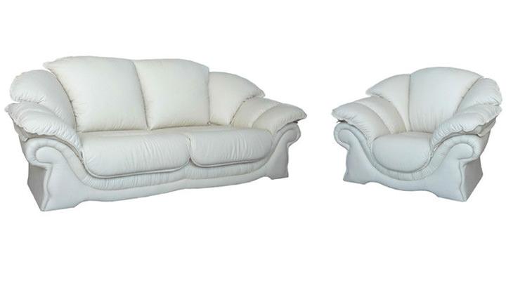 Кожаное кресло Sabrina - 2