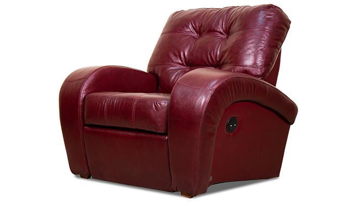Кожаное кресло Винс - 4