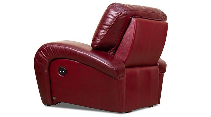 Кожаное кресло Винс - 10