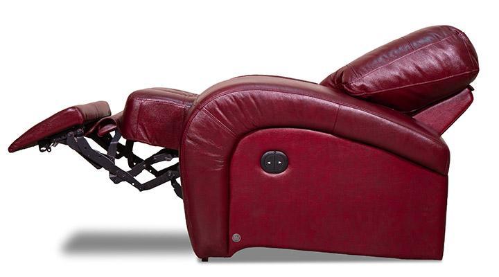 Кожаное кресло Винс - 9