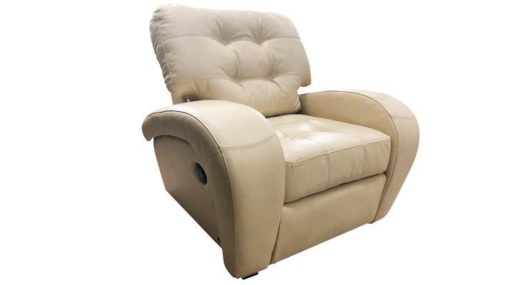 Кожаное кресло Винс - 6