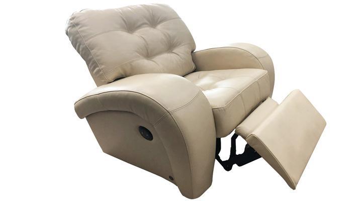 Кожаное кресло Винс - 7