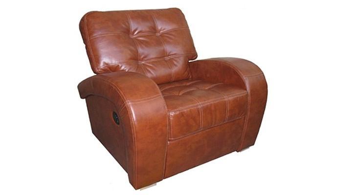 Кожаное кресло Винцент - 2