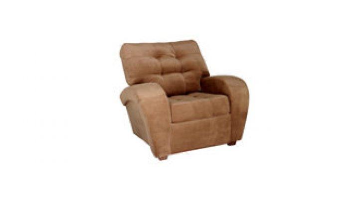 Кожаное кресло Винцент - 4