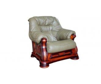 Кожаное кресло Рондо