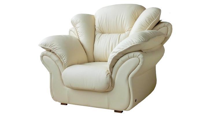 Кожаное кресло Гренджер - 3