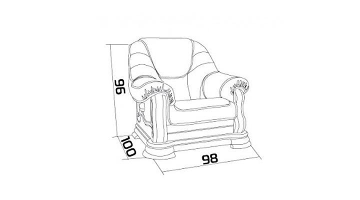 Кресло Гризли - 3