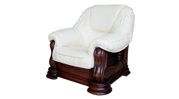 Кожаное кресло Гризли - 6