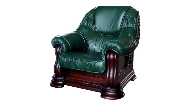 Кожаное кресло Гризли - 5