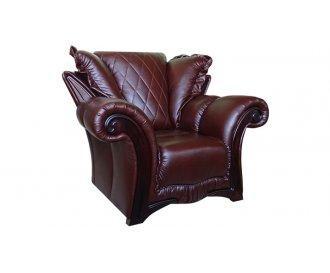 Кожаное кресло Майфаер