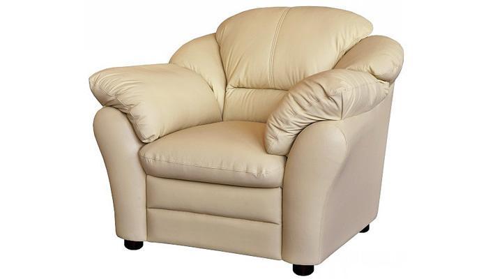 Кожаное кресло Атланта - 5