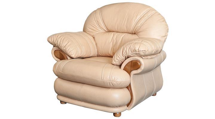 Кожаное кресло Орландо - 2