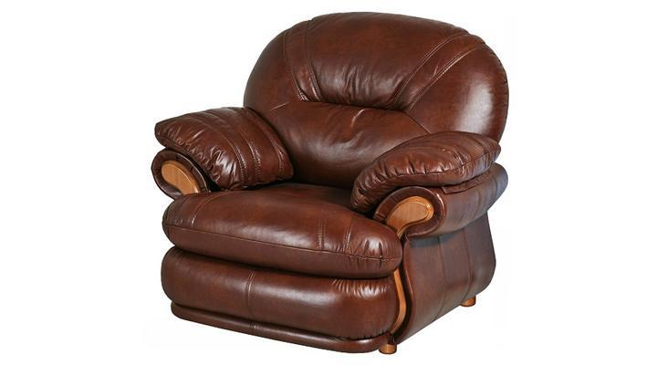 Кожаное кресло Орландо - 3
