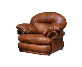 Кожаное кресло Орландо