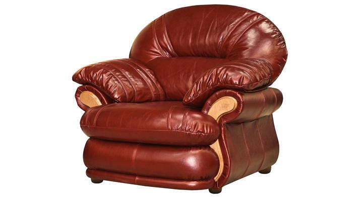 Кожаное кресло Орландо - 6