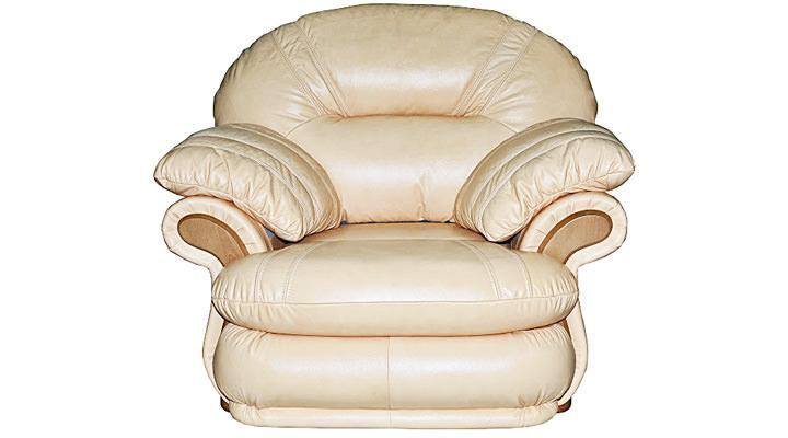 Кожаное кресло Орландо - 4
