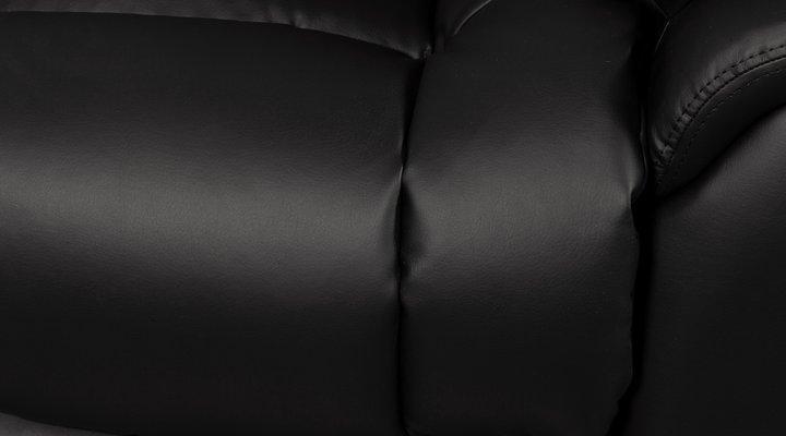 Кожаное кресло реклайнер Бостон - 12