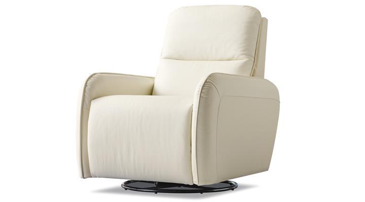 Кожаное кресло реклайнер Лас-Вегас