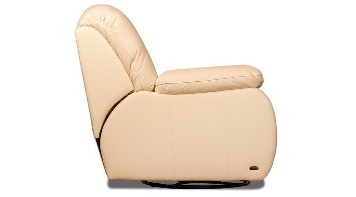 Кожаное кресло реклайнер Манхэттен - 15