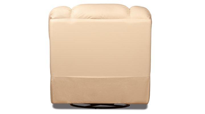 Кожаное кресло реклайнер Манхэттен - 16