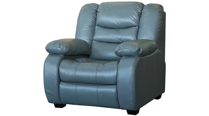 Кожаное кресло Манхэттен - 6