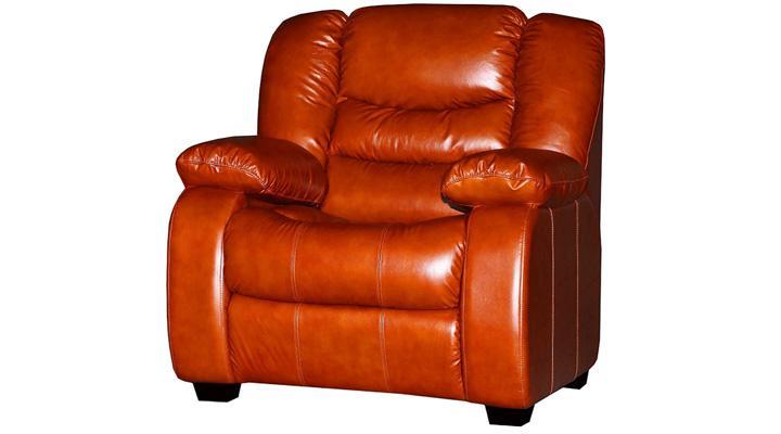 Кожаное кресло Манхэттен - 7