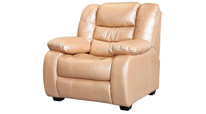 Кожаное кресло Манхэттен - 5