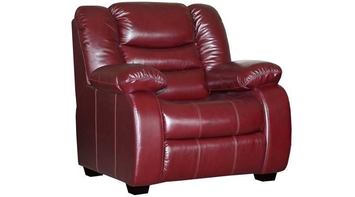 Кожаное кресло Манхэттен - 11
