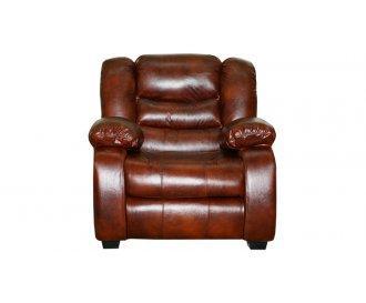 Кожаное кресло Манхэттен