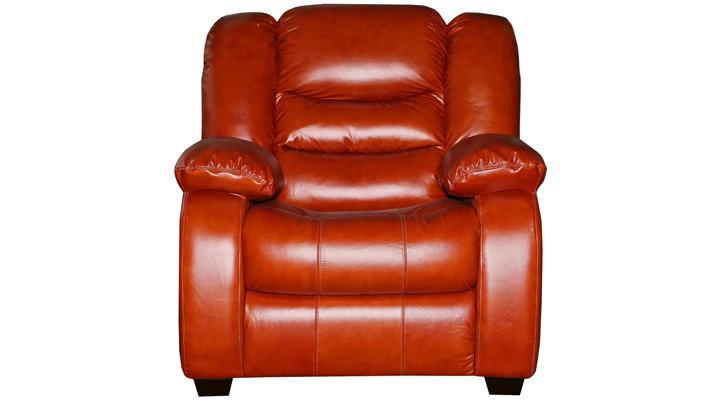 Кожаное кресло Манхэттен - 8