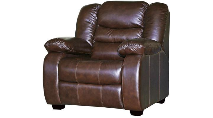 Кожаное кресло Манхэттен - 12