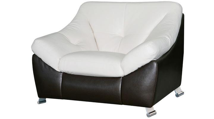 Кожаное кресло Небраска - 3
