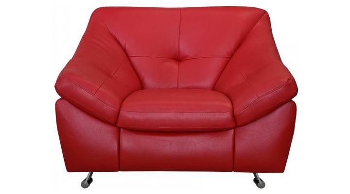 Кожаное кресло Небраска - 4