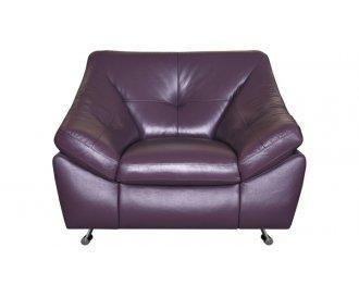 Кожаное кресло Небраска