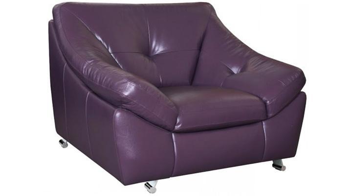 Кожаное кресло Небраска - 2