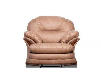 Кожаное кресло Нью-Йорк