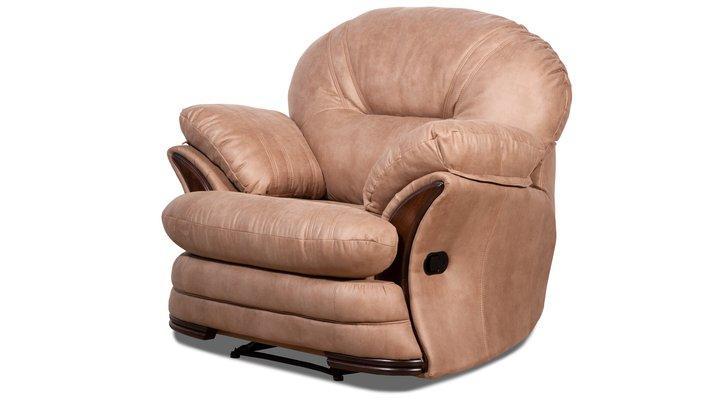 Кожаное кресло Нью-Йорк - 3